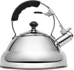 Whistling Tea Kettle for Stovetop - Teapot for Induction Sto