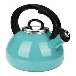 Whistling Tea Kettles AIDEA 2.3 Quart Ceramic Tea Kettle for