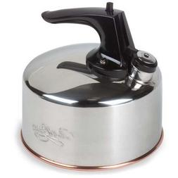 Revere 6-Cup Whistling Teakettle by Revere