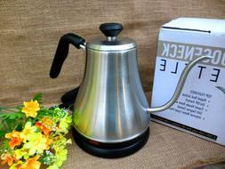 Willow & Everett Electric Gooseneck  Rapid Boil Electric Tea
