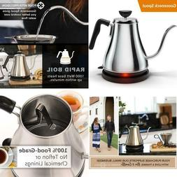 Willow Everett Electric Gooseneck Kettle For Pour Over Coffe