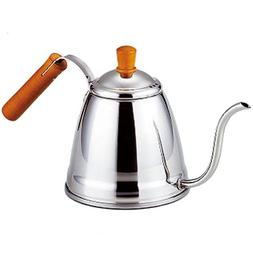 Fino Wood Coffee Drip Pot 1.2l Off-120