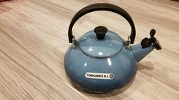 Le Creuset Zen Tea Kettle 1.5L / 1.6Qt Marine